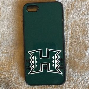 FHiDesigns University of Hawaii iPhone 5 Case
